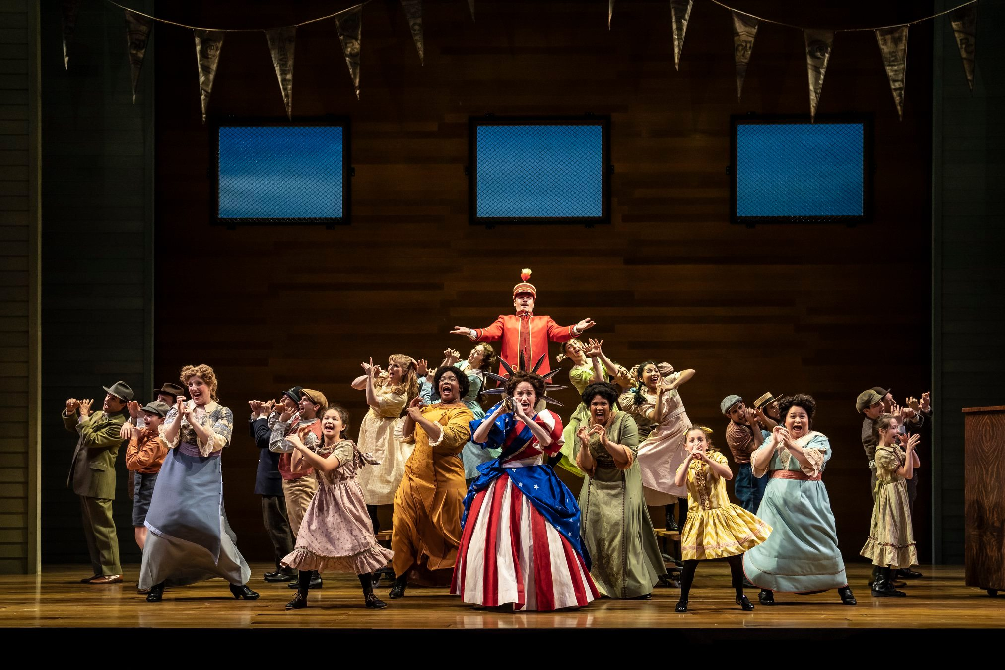 The Music Man- Goodman Theatre