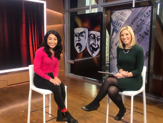 NBC Philadelphia Morning News Segment for Charlotte's Web!