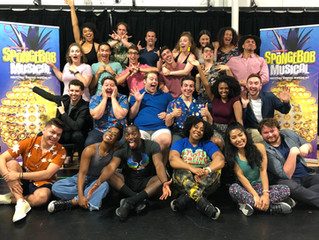 Official Announcement of the SpongeBob Tour Cast!