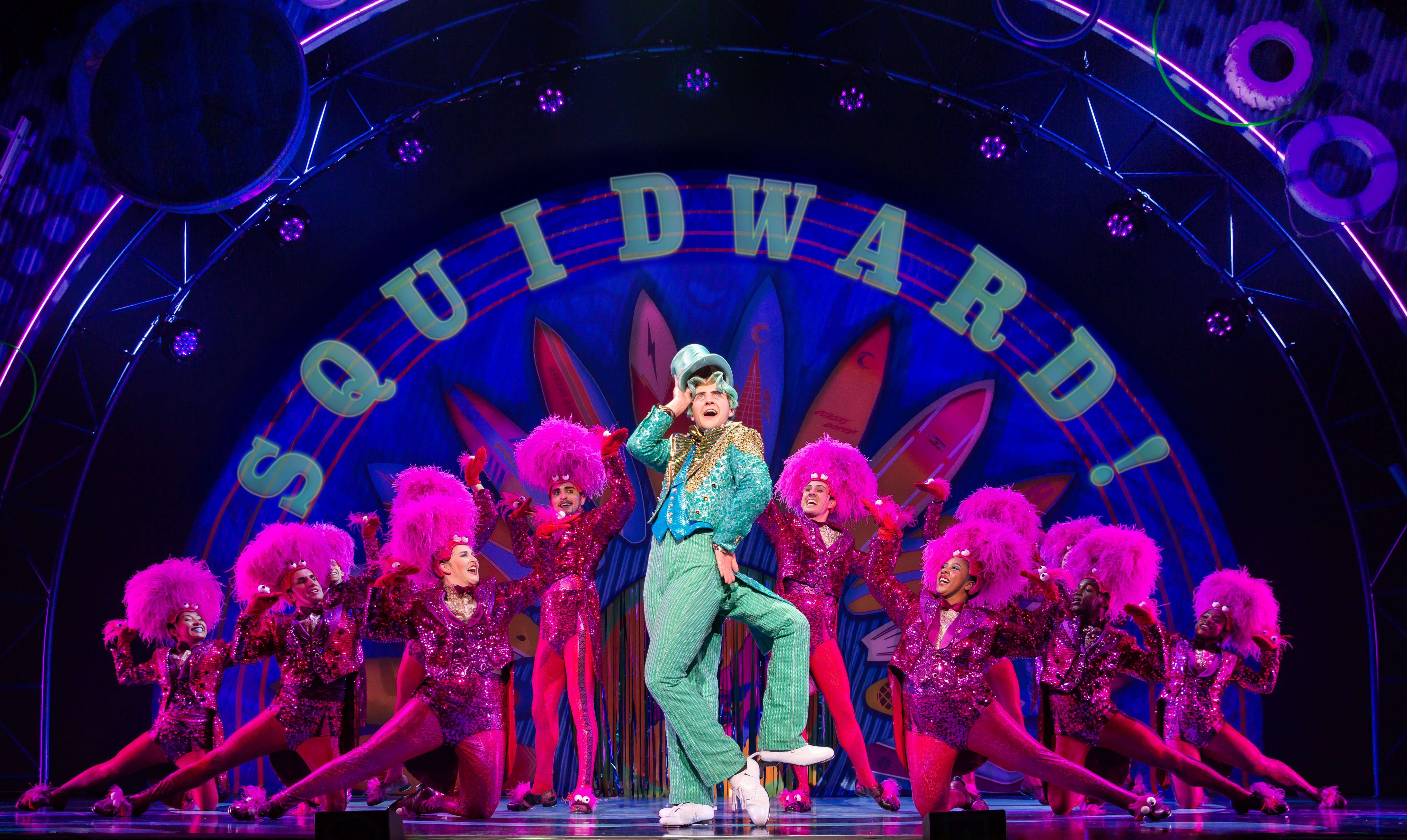 SpongeBob Musical- 1st National Tour