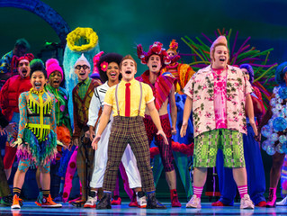 Official Video and Photos- The SpongeBob Musical Tour