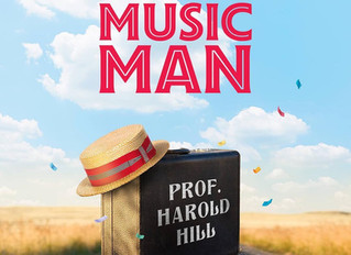 The Music Man at Goodman Theatre, Chicago!