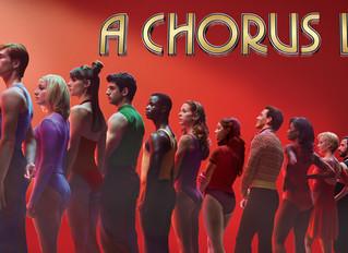 A Chorus Line at Porchlight Music Theatre, Chicago!
