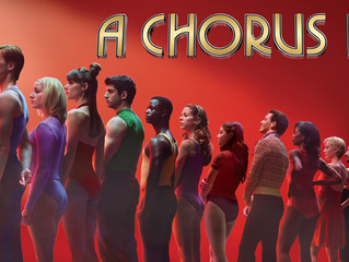 A Chorus Line at Porchlight Music Theatre, Chicago!