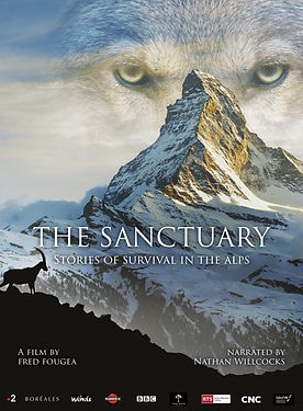 The Sanctuary poster