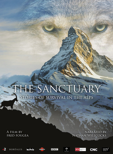 The Sanctuary - Stories of Survival in the Alps