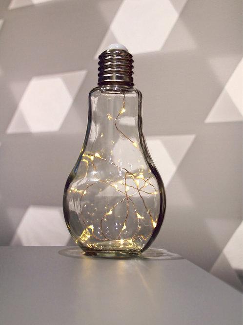 Tischlampe Glühbirnenoptik