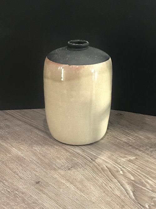 Vase braun Keramik