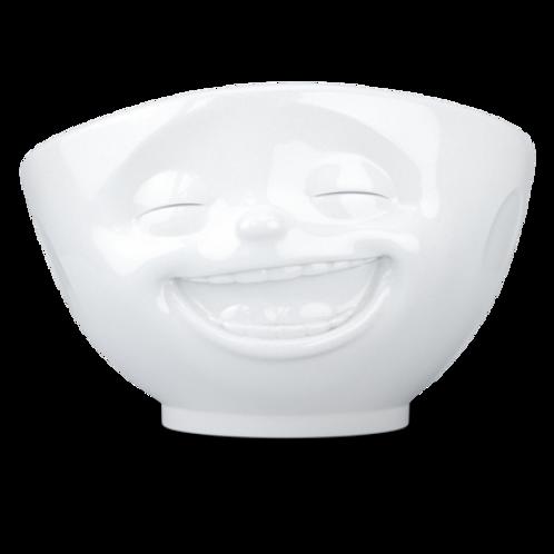 """Schale ,,Lachend"""" weiß 1000 ml"""
