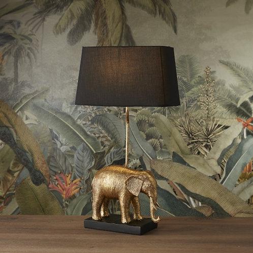 Tischleuchte Elefant