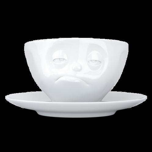 """Kaffeetasse,,Verpennt"""" 200ml"""