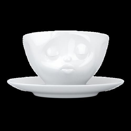 """Kaffeetasse ,,Küssend"""" 200ml"""
