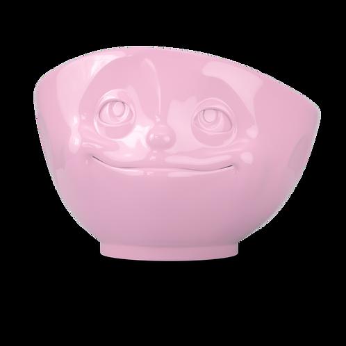 """Schale  """"Verträumt"""" in rosa, 500ml"""