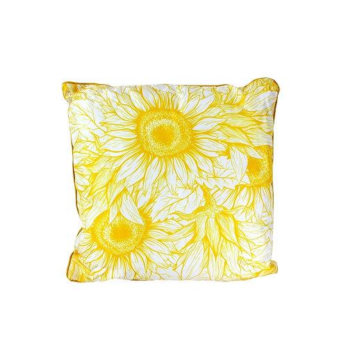 Outdoor-Kissen Sonnenblume