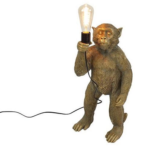 Affen Stehleuchte Koko, stehend