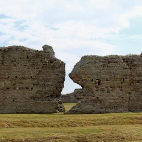 The Roman Ruins of Richborough