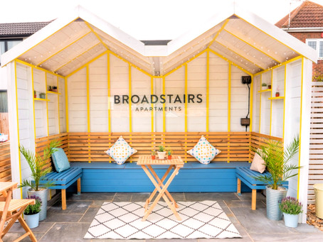 Friendly Outdoor Living, Broadstairs Style!