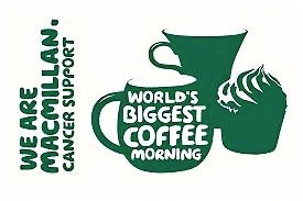Join Us For The Macmillan Coffee Morning!