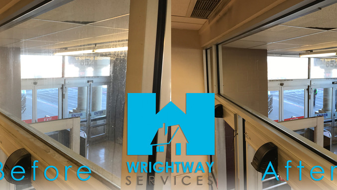 Commercial window cleaning in Spanish Fork Utah