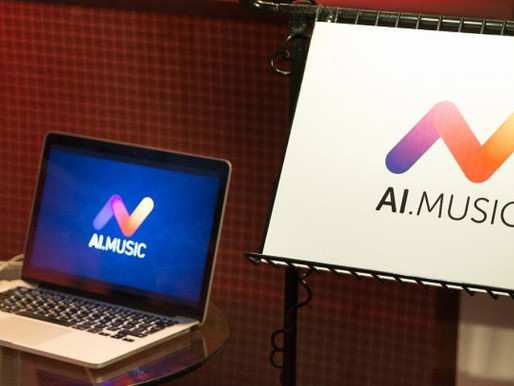 MUSIC:)ALLY -  AI Music reveals its plans for 'shape-changing songs'