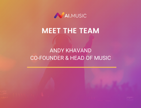 Meet the team | Andrew Khavand