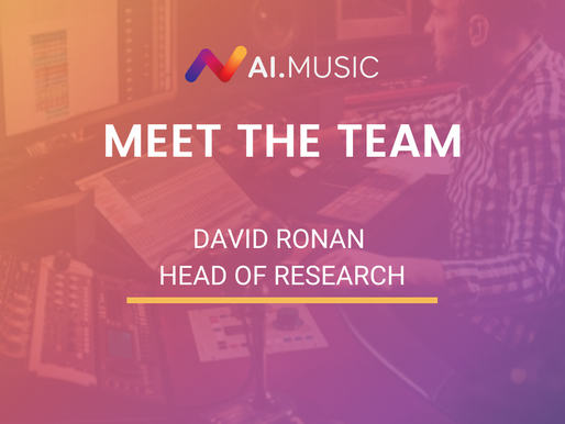 Meet the team | David Ronan