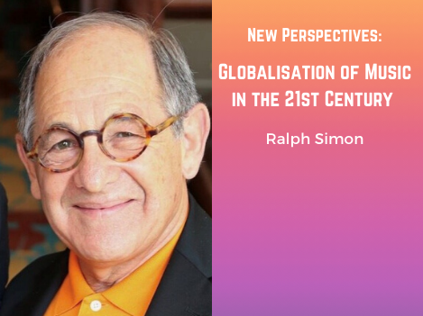 The globalisation of music in the 21st century | Ralph Simon