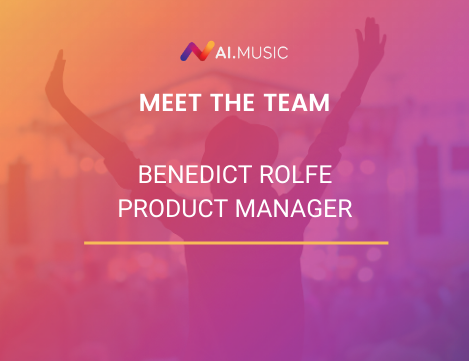 Meet the team | Benedict Rolfe