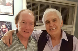 Singer songwriters Randy Brooks and Verlon Thompson