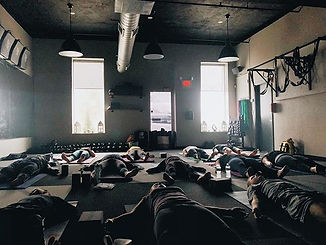 Savasana.. what a special place to be 🙏