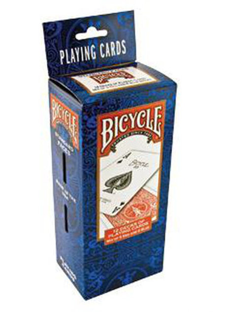 Pack of 12 Bicycle Playing Cards