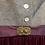 Thumbnail: Dirndl ANTONIA mit Samtschürze