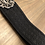 Thumbnail: Stretch-Trachtengürtel MARTL silber