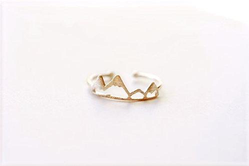 Ring *Bergschimmer* 925er Sterling Silber