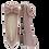 Thumbnail: Ballerinas mit Lederschleife rose