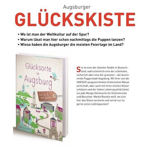 Buch Glücksorte in Augsburg