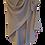 Thumbnail: Dreieckstuch hellgrau