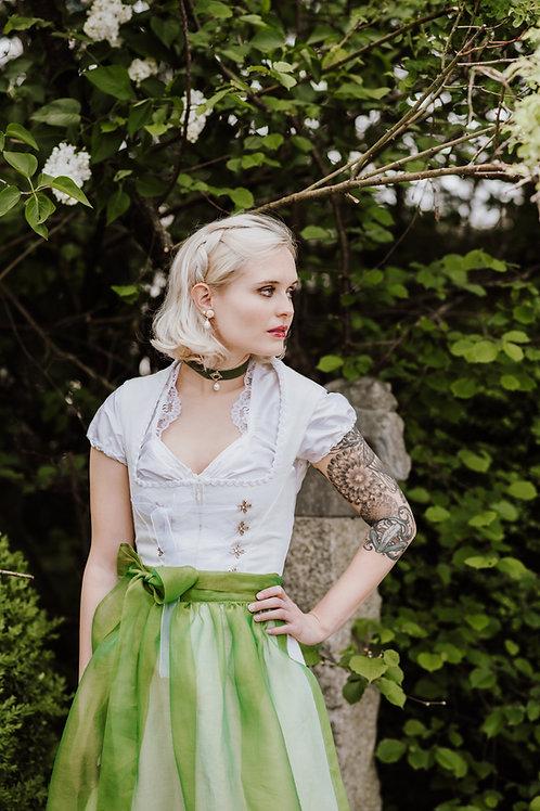 Brautdirndl *Liesl* aus Leinen