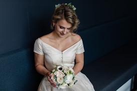 Brautdirndl Standesamt