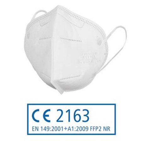 FFP 2 Atemschutzmaske CE zertifiziert