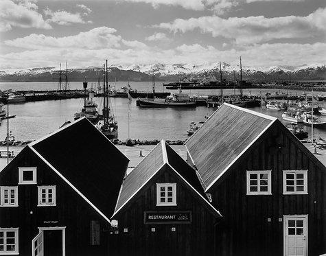 Húsavík, Iceland, 2018
