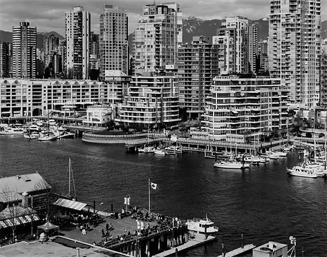 Vancouver, BC, 2018