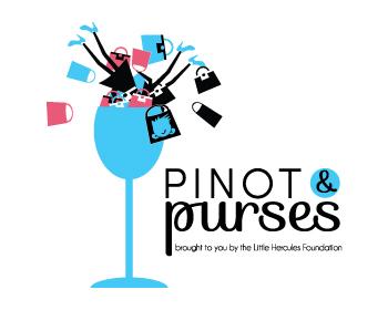 pinot & purses logo