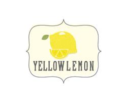 yellow lemon logo