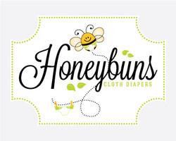 honeybuns cloth diapers logo