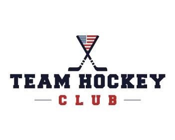 team hockey club logo