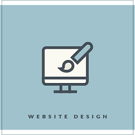Julie Overberg website design