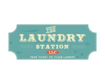 laundry station logo