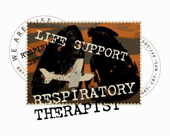 respiratory therapist logo