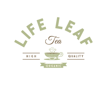 life leaf tea logo